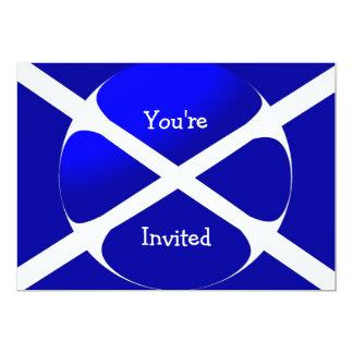 Scottish Flag Card