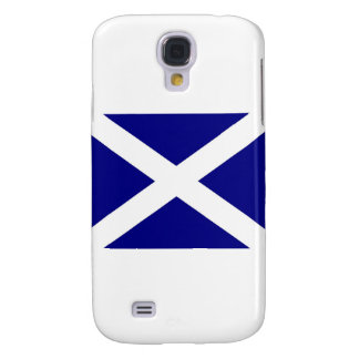 Scottish Flag clothing Galaxy S4 Case