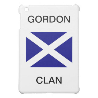 Scottish Flag clothing iPad Mini Covers