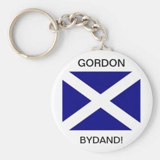 Scottish Flag clothing Keychains