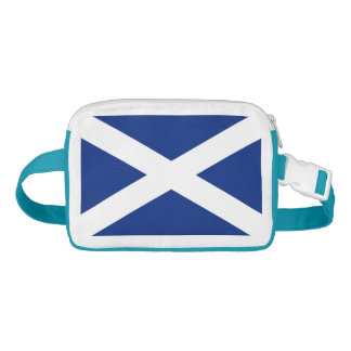 Scottish flag fanny pack
