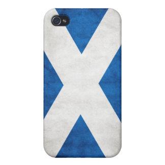 Scottish Flag iPhone 4 Case