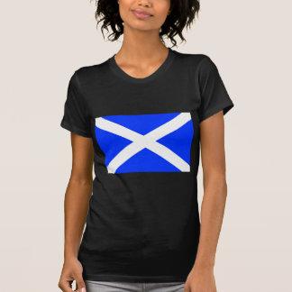 Scottish Flag T Shirts