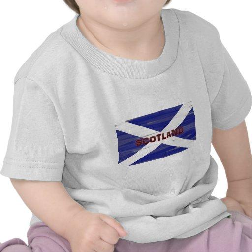 Scottish Flag Tshirts