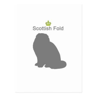 Scottish Fold g5 Postcards