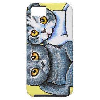 Scottish Fold Pair iPhone SE/5/5s Case