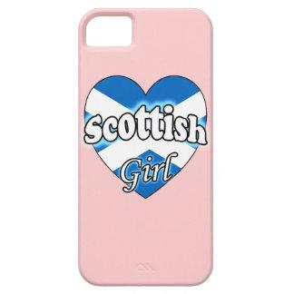 Scottish Girl iPhone 5 Covers