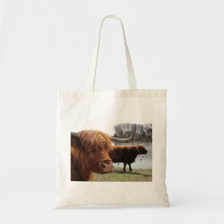 Scottish Highland Cattle ~ bag