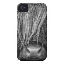 Scottish Highland Cattle - Scotland Case-Mate iPhone 4 Case