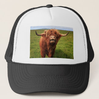 Scottish Highland Cattle - Scotland Trucker Hat