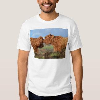 Scottish Highland Cattle Shirt