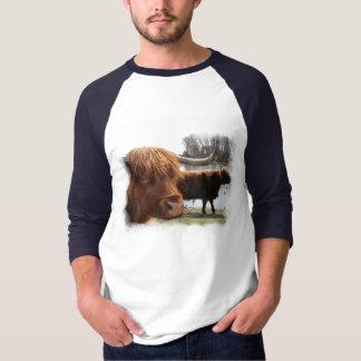 Scottish Highland Cattle ~ T Shirt