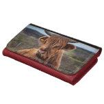 Scottish Highland Cow Longhorn Bull Rancher Wallets