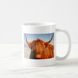 Scottish Highland Cow - Scotland Coffee Mug