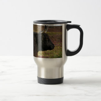 Scottish Highland Cow - Scotland Travel Mug