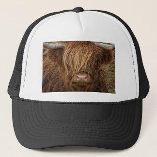 Scottish Highland Cow - Scotland Trucker Hat