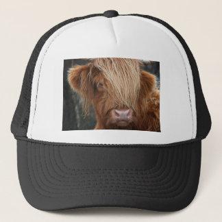 Scottish Highland Cows - Scotland Trucker Hat