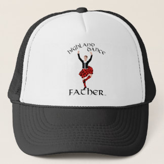 Scottish Highland Dance Father Trucker Hat