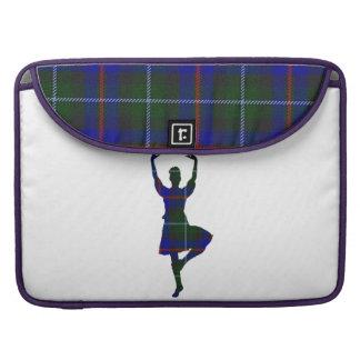 Scottish Highland Dancer double-sided Sleeve For MacBook Pro