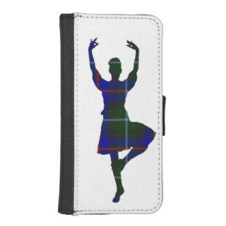 Scottish Highland Dancer iPhone SE/5/5s Wallet