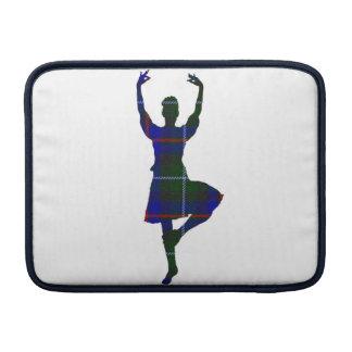 Scottish Highland Dancer MacBook Air Sleeve