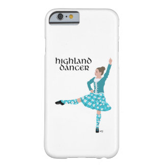 Scottish Highland Dancer - Turquoise Barely There iPhone 6 Case