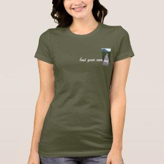 Scottish Highland Path to Blue Yonder T-Shirt