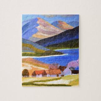 Scottish Highlands 2 Jigsaw Puzzle