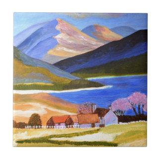 Scottish Highlands 2 Tile