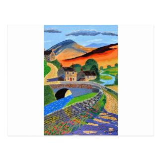 Scottish Highlands 3 Postcard