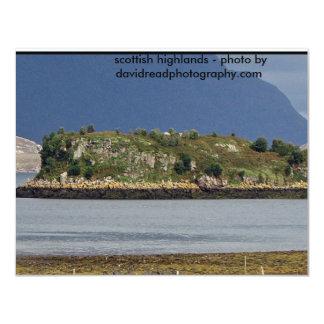 Scottish Highlands Card