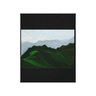 "Scottish Highlands   Design Canvas 12"" x 12"""