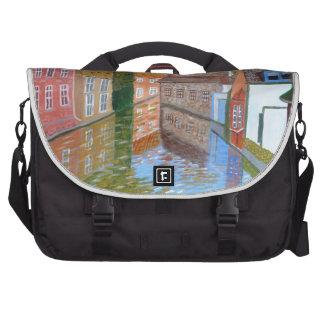 Scottish Highlands Laptop Messenger Bag