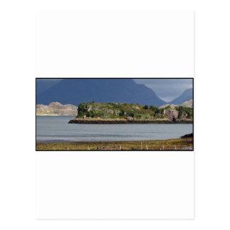 Scottish Highlands Postcard