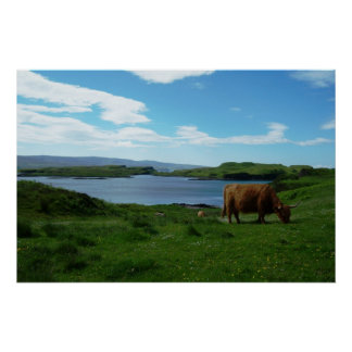 Scottish Highlands Posters