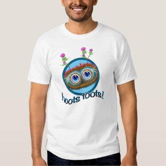 Scottish Hoots Toots Haggis Dresses