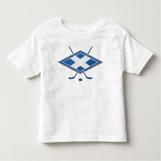 Scottish Ice Hockey Flag Toddler T-shirt