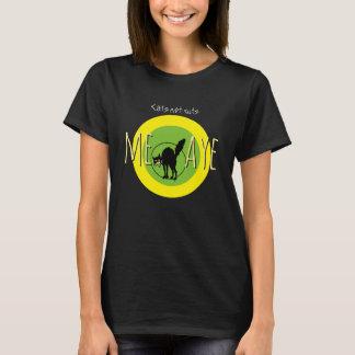 Scottish Independence Aye Sabo Cat T-Shirt