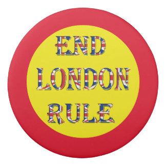 Scottish Independence End London Rule Eraser