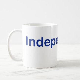 Scottish  Independence Flag Yes Gift Mug