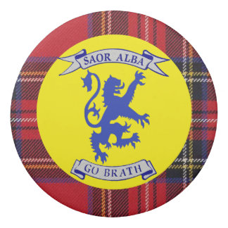 Scottish Independence Gaelic Lion Eraser