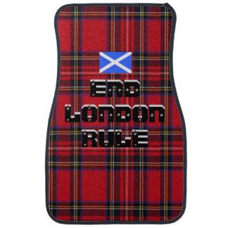 Scottish Independence No London Rule Car Set Car Floor Mat
