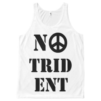 Scottish Independence No Trident Top
