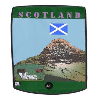 Scottish Independence Pap of Glencoe Yes Caravan Backpack