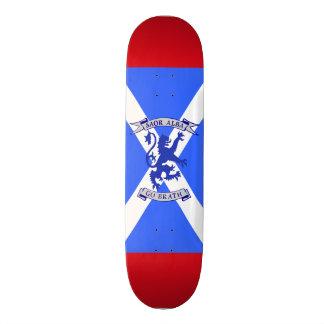 "Scottish Independence Saor Alba 8 1/8"" Skateboard"
