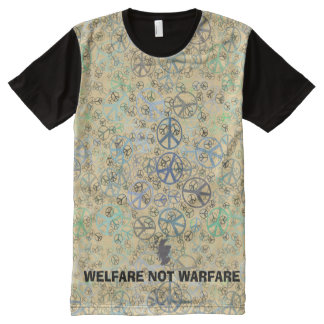 Scottish Independence Welfare Not Workfare T-Shirt