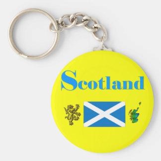Scottish Keychain