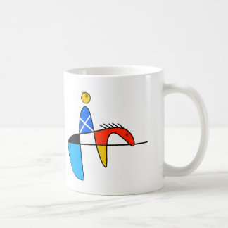 Scottish Knight of Yore Mug