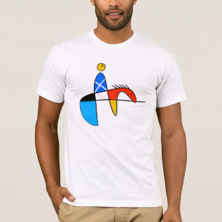 Scottish Knight of Yore T-Shirt