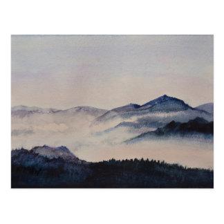 Scottish Landscape 2 Postcard